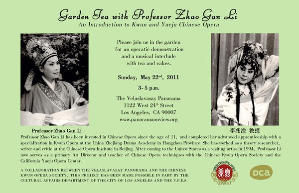 Garden Tea-May 22